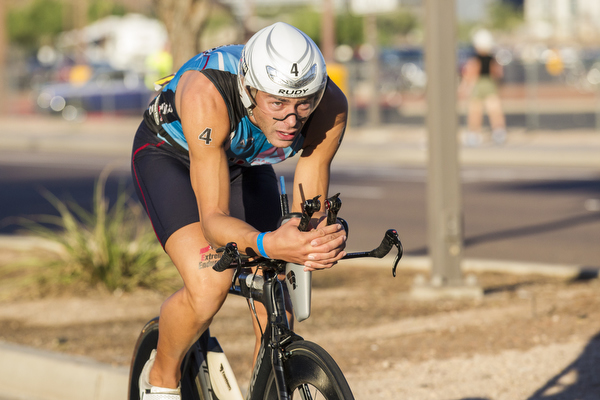 Ironman Arizona, Matt Russell