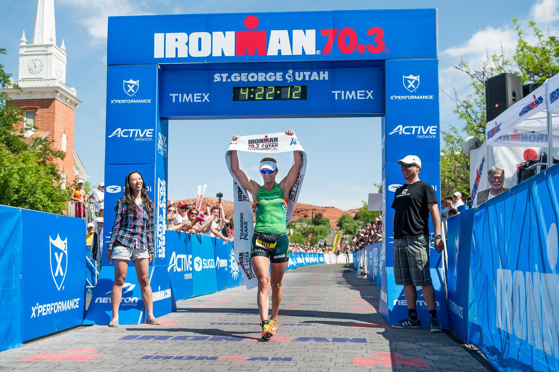 Meredith Kessler Triathlon