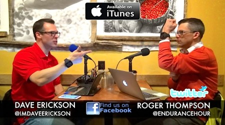 Endurance Hour Podcast 130 Dave and Roger