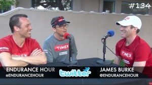 Endurance Hour #134, James Burke and Sister Madonna Buder