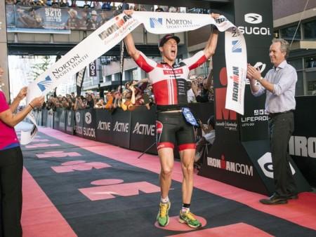 Endurance Hour #141, Kona Recap with Roger Thompson, Ironman Louisville Winner, James Burke