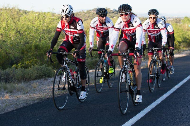 Timex Team cycling fitness, Endurance Hour, Dave Erickson