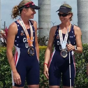 Amy Dixon and Susanne Davis