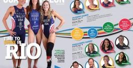 Endurance Hour #170, 2016 Olympic Triathlon Coverage, Gwen Jorgensen, Negative Split Marathon Running, Rest vs. Taper, Caffeine Pills, Ironman Race We