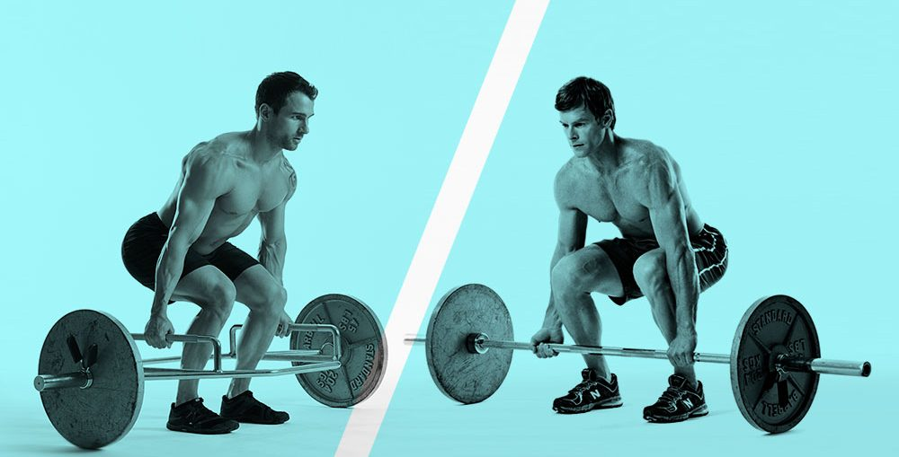 Trap Bar Deadlift vs Barbell Deadlift