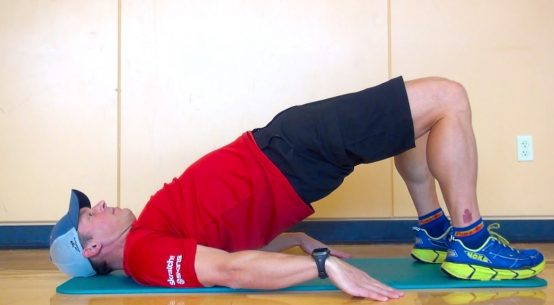 Glute Bridge with Ironman Dave Erickson