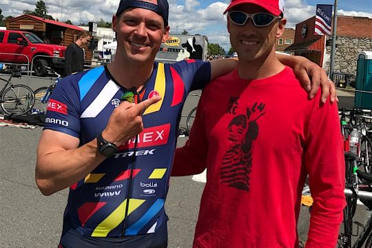 "Trailblazer Triathlon Vincent ""Duffy"" Ready Memorial Race"