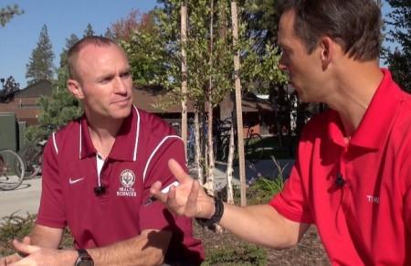 Dr. Matt Silvers, Endurance Hour, Dave Erickson