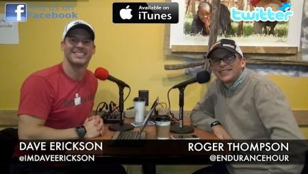 Endurance Hour Podcast 128 Dave Erickson