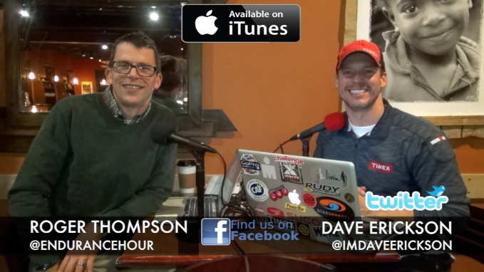 Endurance Hour Podcast #129 with Timex