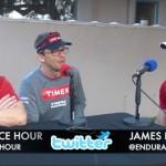 Endurance Hour #134, James Burke and Sister Madonna Buder