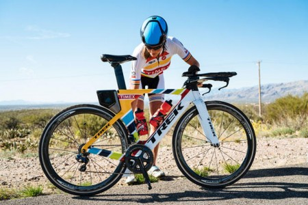 Cycling with Endurance Hour and Team Timex