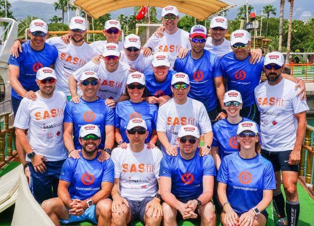 SASfit Team on Endurance Hour #180