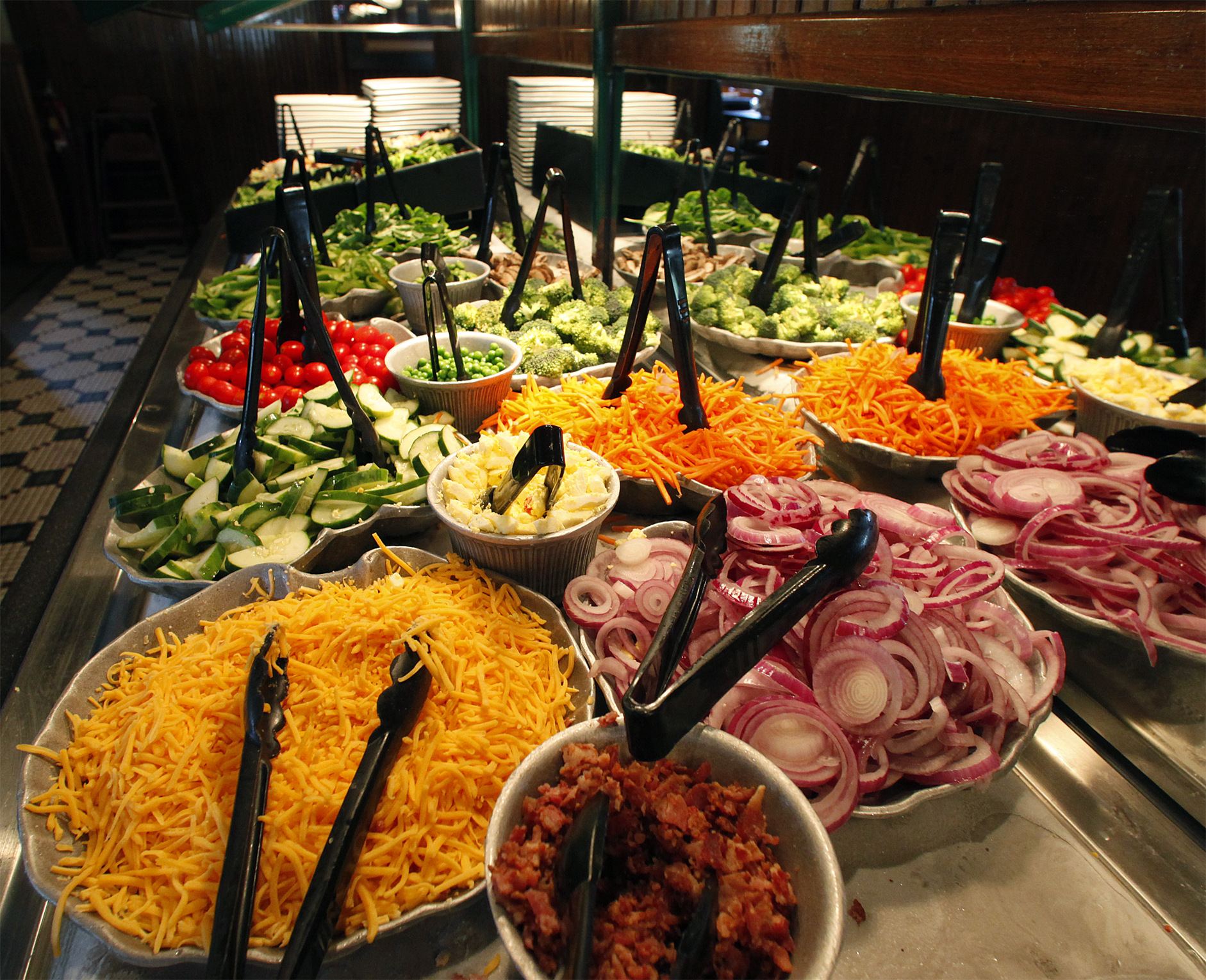 Endurance Hour Salad Bar