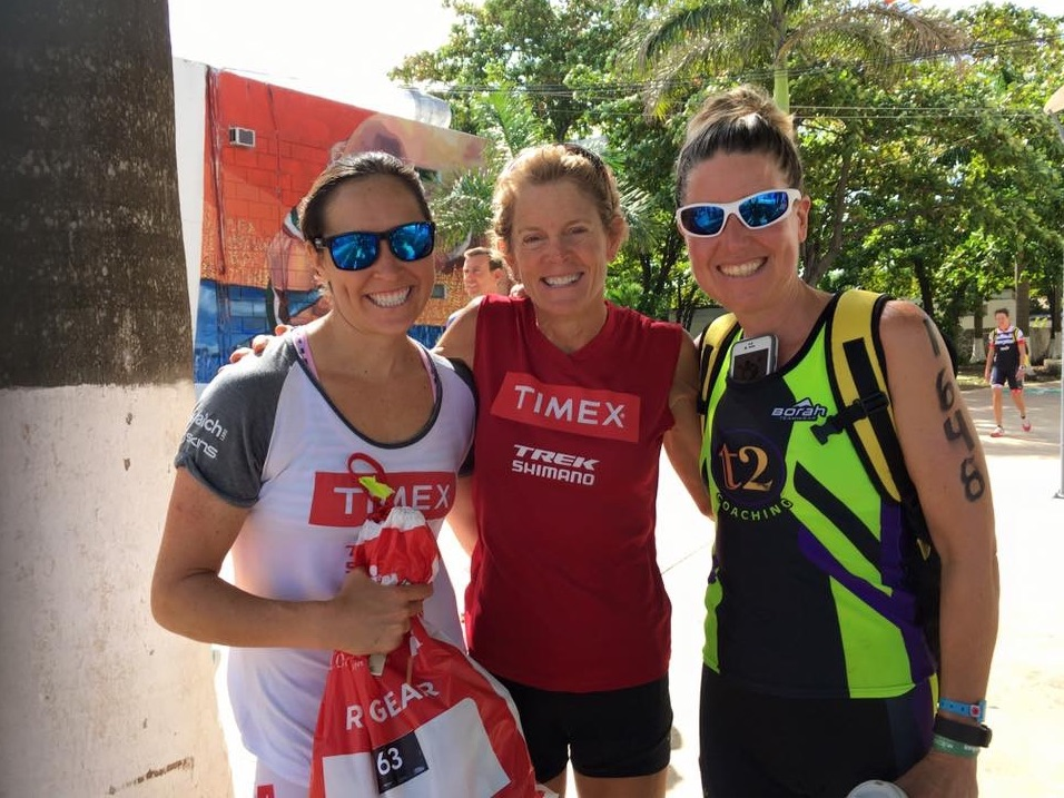 Ironman Cozumel on Episode 185 of the Endurance Hour Podcast with Dave Erickson and Wendy Mader