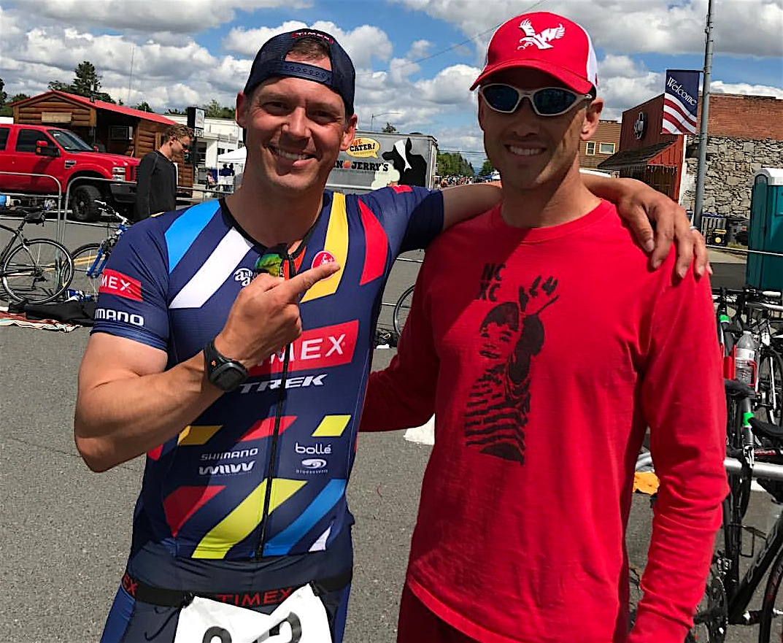 "Trailblazer Triathlon Vincent ""Duffy"" Ready Memorial Race"